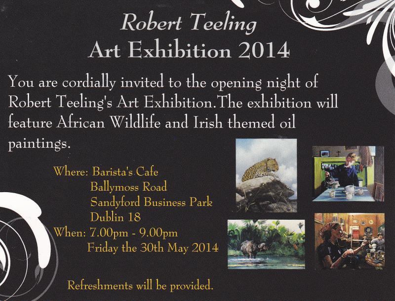 Art Exhibition 30th May 2014